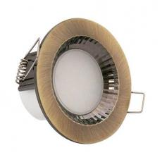 5W LED Downlight - Satin Bronze