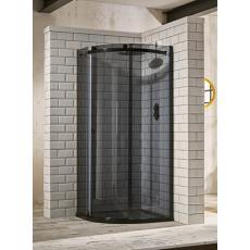 Aquaglass+ Sphere 1 Door Tinted Quad Shower Enclosure