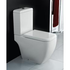 RAK Metropolitan Pan/Cistern/Soft Closing Seat