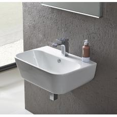 Version 650mm Wall Mounted Basin