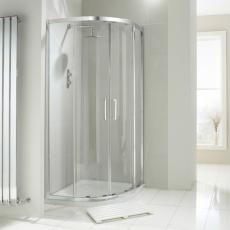 Prestige 2 Door Quad Shower Enclosure