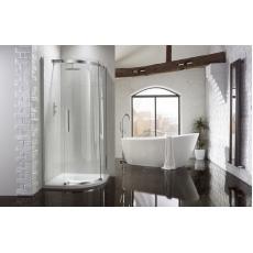 Aquaglass+ Elite Quad Shower Enclosure
