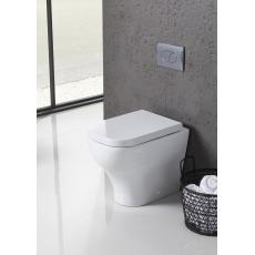 Version Back To Wall WC Including Soft Close Toilet Seat