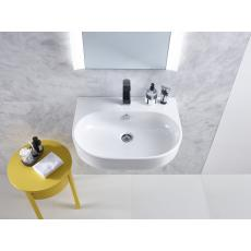 Edition 600mm Wall Mounted Or Countertop Basin