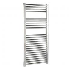 York Flat Towel Radiator - 22mm Bars