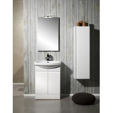 Profile 600mm Freestanding Unit Including Ceramic Basin
