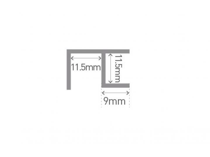Type 100 - Flush Corner image
