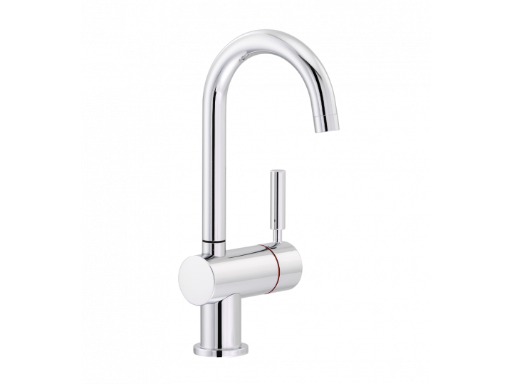 Pronteau with Proboil.2x - ProUno Hot Water Dispenser - Chrome image
