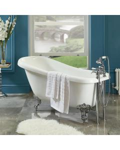 Aysgarth Single Ended Slipper Bath