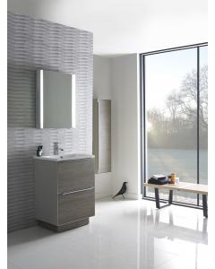 Vista 600mm Freestanding Unit Including Isocast Basin
