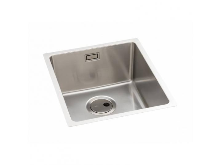 Matrix R15 Single Bowl in Stainless Steel image