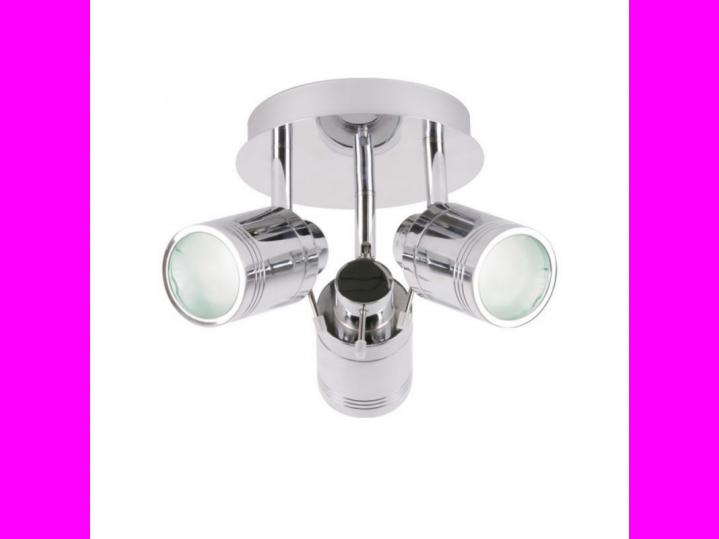 3 Spotlight Ceiling Light image