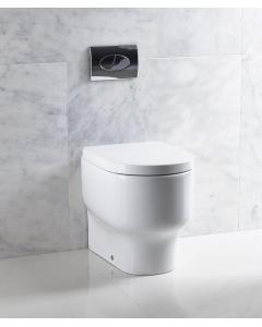Edition Back To Wall WC Pan Including seat