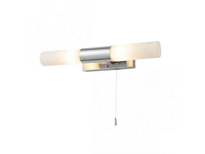 Beam Wall Light with Pull Cord image