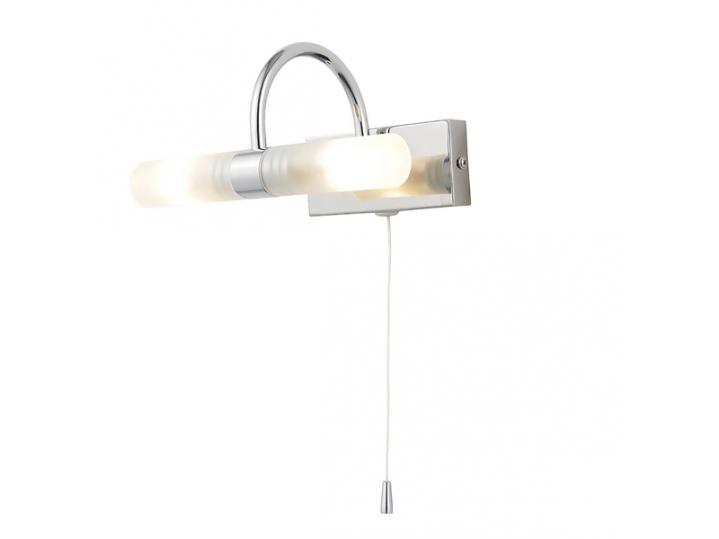 Curve Wall Light with Pull Cord image