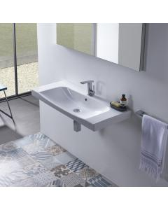 Breathe 1010mm Wall Mounted Basin