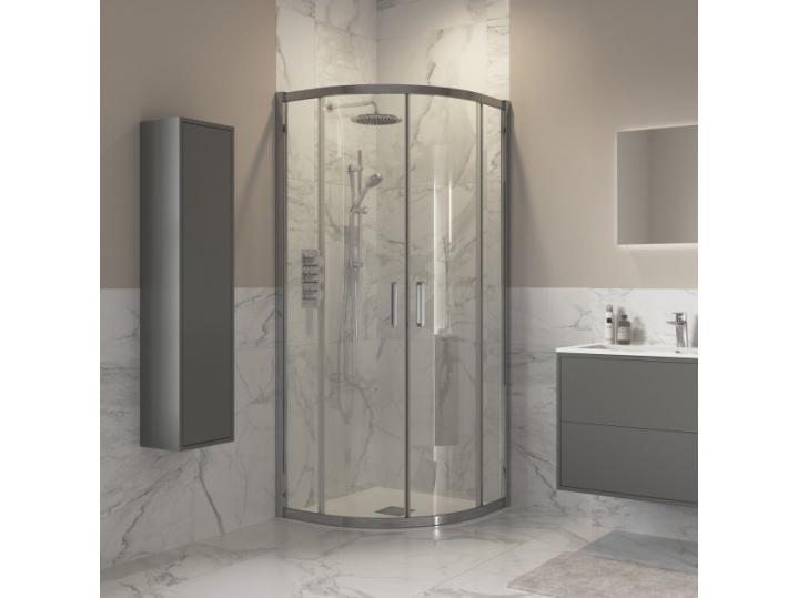 Reflexion Double Door Quadrant Shower Enclosure 800 image