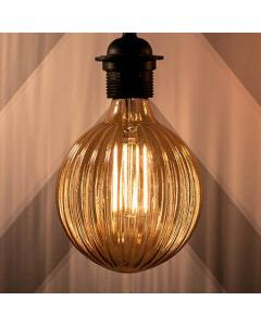 4W COB Antik Globe LED Filament Bulb