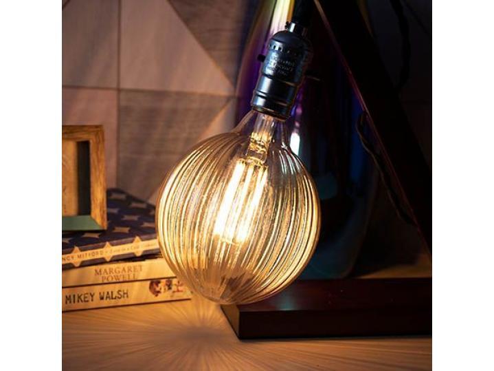 4W COB Antik Globe LED Filament Bulb image
