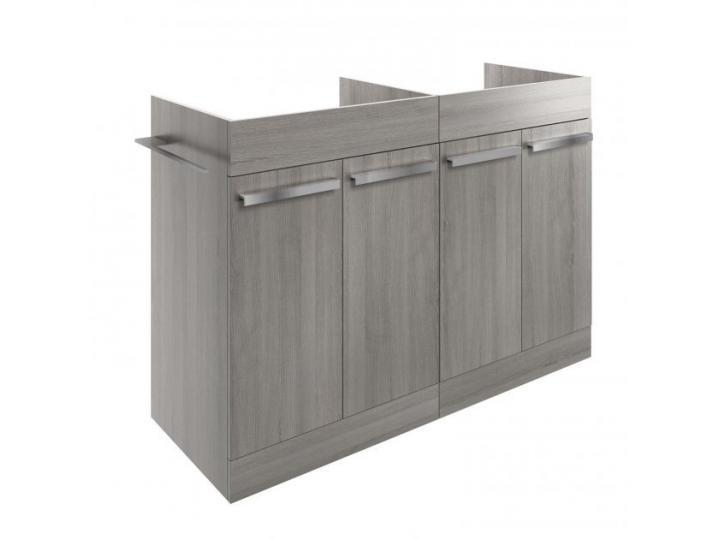 Morina Floor Standing 4-Door Vanity Unit 1200 image