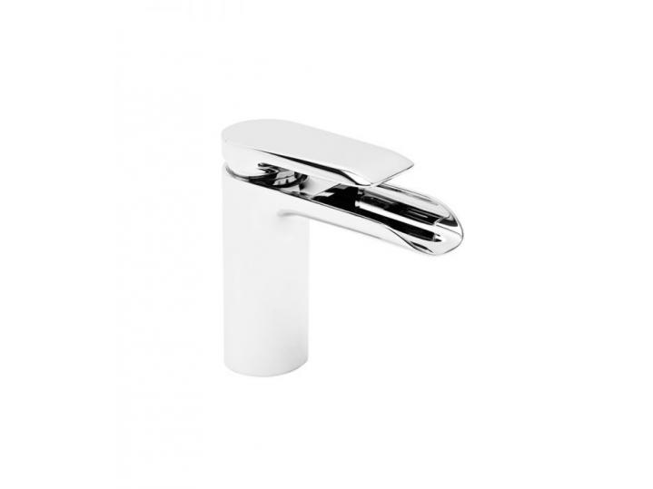 Solace Basin Mixer with Click Waste image