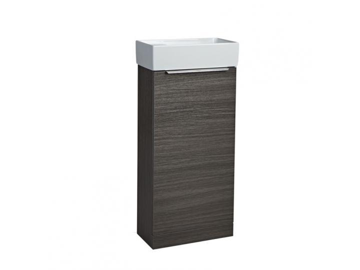 Lunna Cloakroom Pack - Basalt Wood image