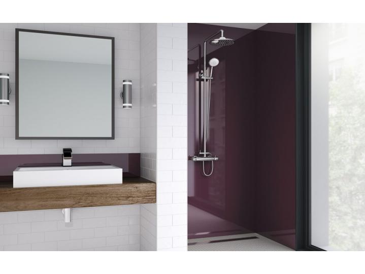 Wetwall Laminate - Botique Collection - Purple Gloss image