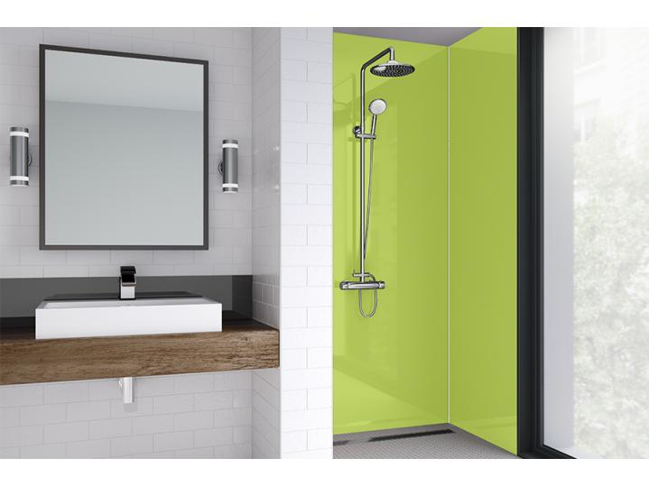 Wetwall Laminate - Botique Collection - Lime Gloss image
