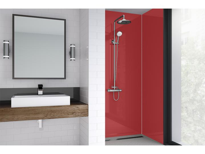 Wetwall Laminate - Botique Collection - Red Gloss image