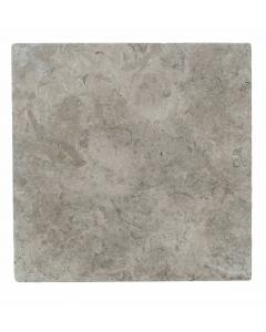 Falconara Brown Tumbled Limestone W&F 400x400mm