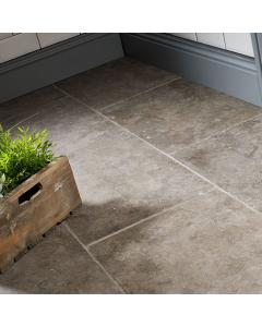 Falconara Brown Tumbled Limestone W&F 400x700mm