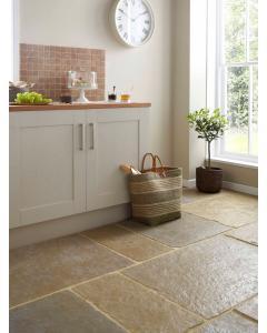 Ardea Sandblasted & Brushed Limestone Floor 600x900mm