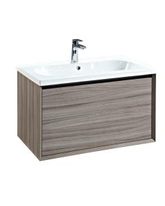 Enzo 81 Unit and Ceramic Basin