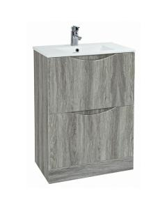 Malmo 60 Floor Standing Unit And Basin