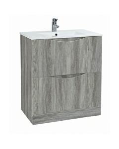 Malmo 75 Floor Standing Unit And Basin