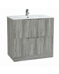 Malmo 90 Floor Standing Unit And Basin