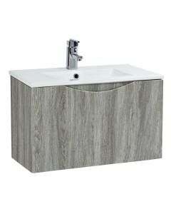 Malmo 60 Wall Mounted Unit And Basin