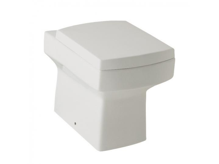 Embrace Back to wall WC with Soft Closing Seat & Concealed Cistern image