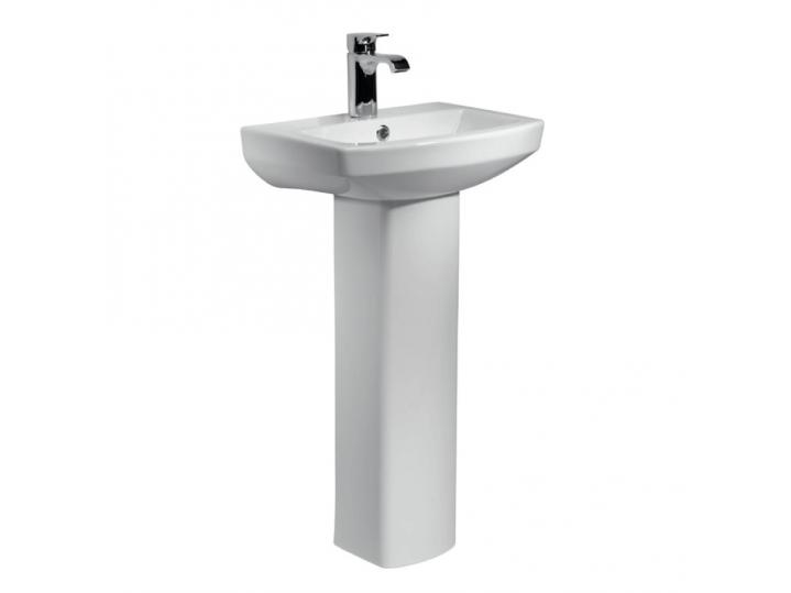 Aspect 460mm 1th Basin and Pedestal image