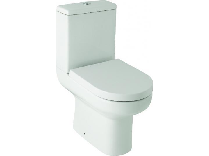 Revive WC Pan, Cistern & Premium Soft close seat image