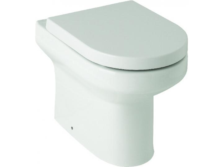Revive Back to Wall WC Pan & Premium Soft close seat image