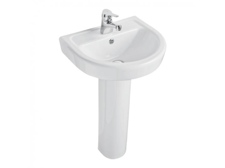 Ratio 460mm 1th Basin & Pedestal image