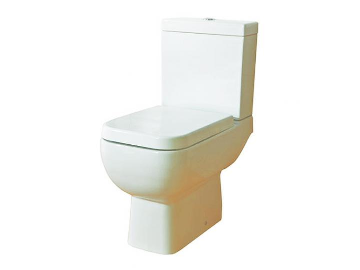 RAK Series 600 WC Pan/Cistern/Soft Closing Seat image