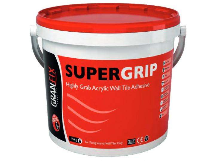 Granfix SuperFix Wall Tile Adhesive 15kg image