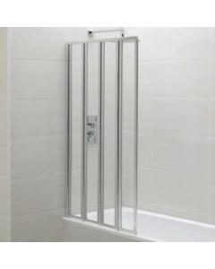 Identiti 4 Fold Bath Screen