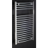 Curved 1350 x 600 Central Heating Towel Warmer image