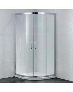 Identiti 2 Door Quad Shower Enclosure