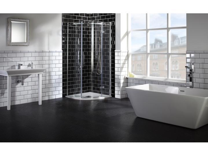 Aquaglass+ Elegance Quad Shower Enclosure image