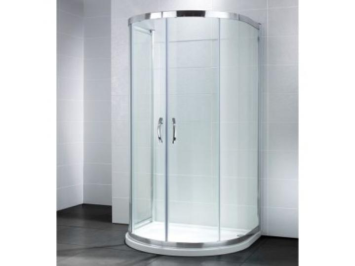 Identiti2 'U' Shaped Quad Shower Enclosure image