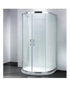 Identiti2 'U' Shaped Quad Shower Enclosure